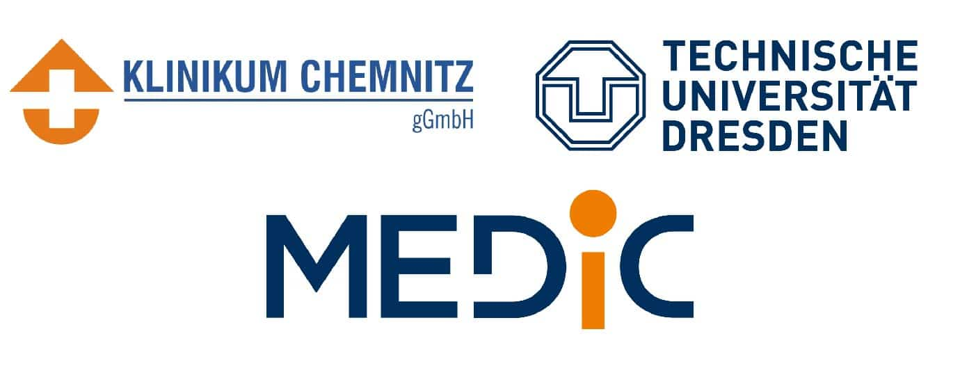 Logos MediC Studiengang TU Dresden Kinikum Chemnitz